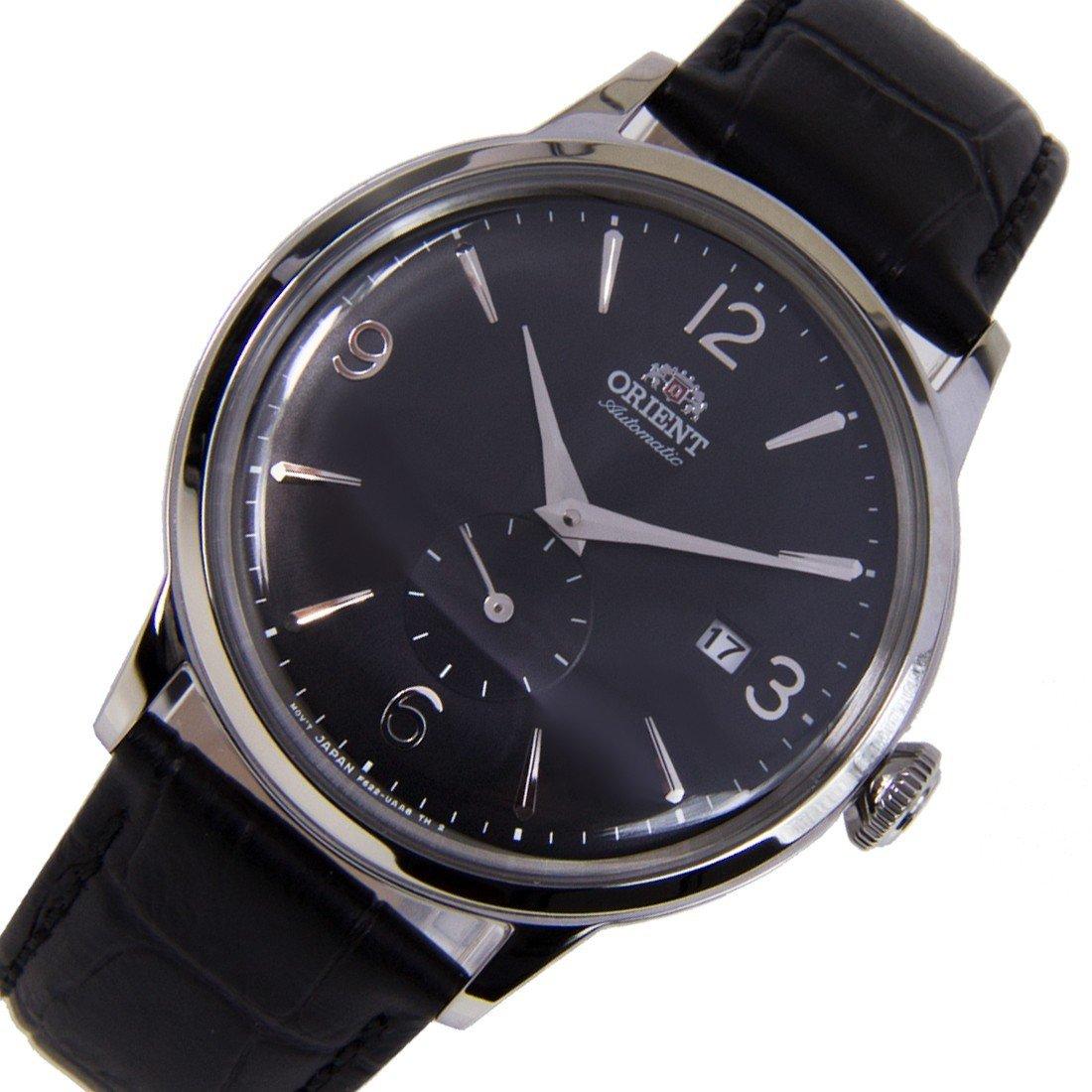 reloj automático hombre Orient Bambino RA-AP0005B negro correa cuero