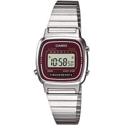 Reloj Casio LA670WEA-4d Collection Retro