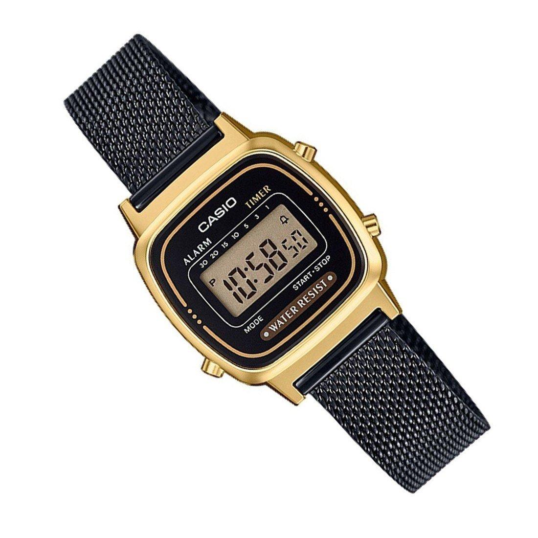 Reloj Casio digital RETRO Mujer LA670WEMB-1EF