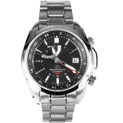 reloj hombre automático Orient Star GMT SDJ00001B zafiro