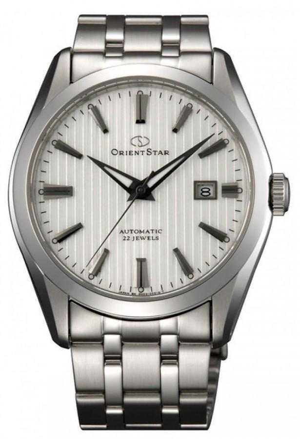 Reloj hombre automático Orient Star SDV02003W zafiro acero