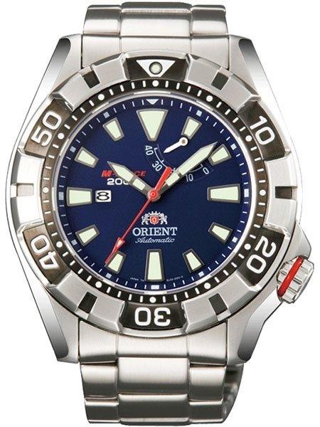 Reloj ORIENT M-FORCE SEL03001D Air Divers - Cristal Zafiro - Automático 200m -POWER RESERVE