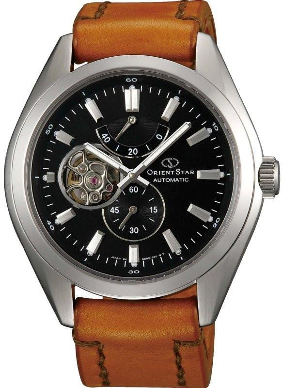 reloj hombre automático Orient Star SDK02001B zafiro correa cuero