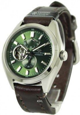 reloj hombre automático Orient Star SDK02002F zafiro