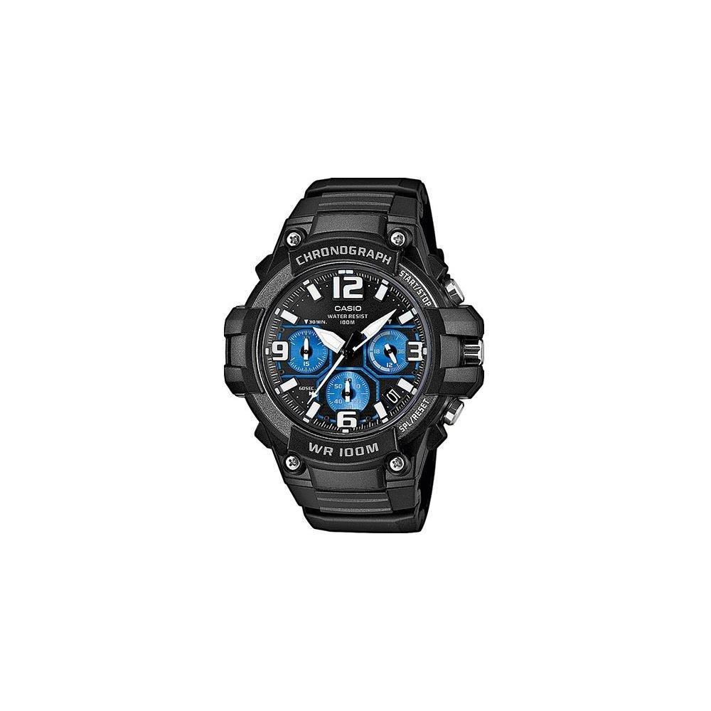 Reloj CASIO MCW-100H-1A2 RELOJ CABALLERO CRONO 100M