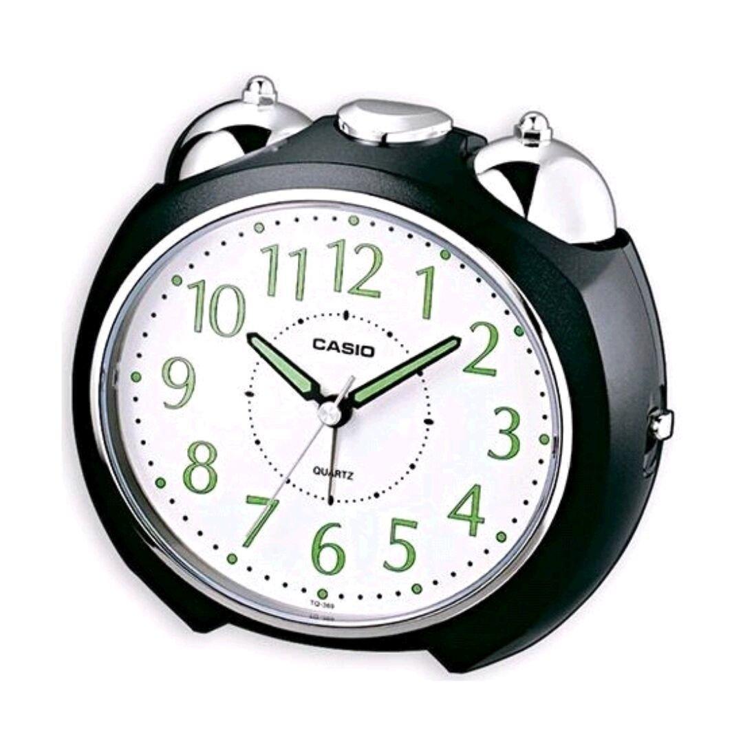 Reloj despertador CASIO TQ-369-1df