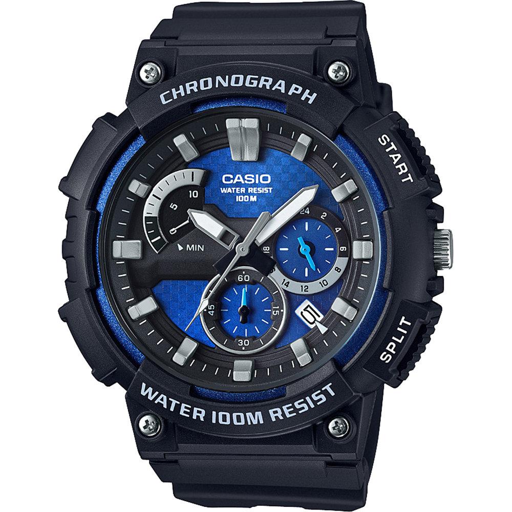 Reloj caballero Casio MCW-200H-2AV analogico