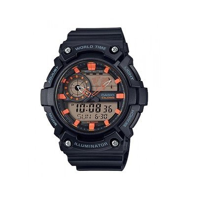 Reloj Casio digital caballero AEQ-200W-1A2