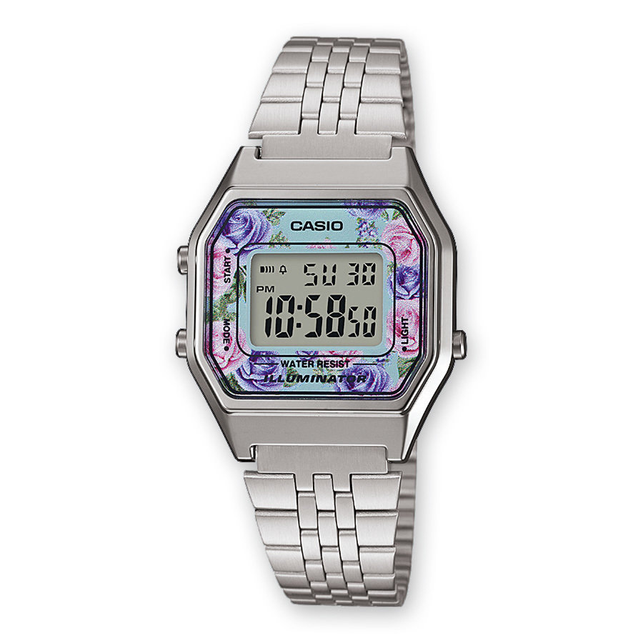 Reloj digital FASHION RETRO CASIO LA680WEA-2CEF