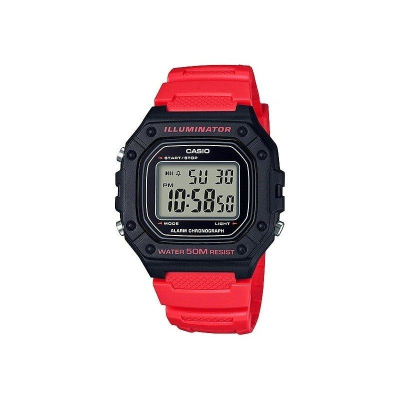Reloj CASIO digital caballero W-218h-4bv CASIO