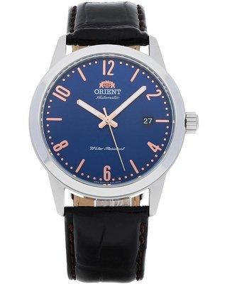 reloj hombre automático Orient Sentinel FAC05007D correa cuero