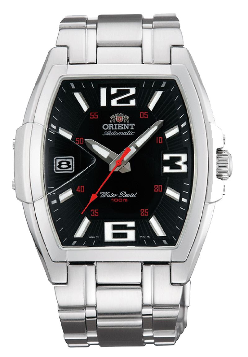 Reloj hombre automático Orient FERAL004B acero