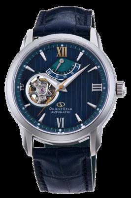 reloj hombre automático Orient Star RE-DA0001L Limited Edition correa cuero cristal zafiro