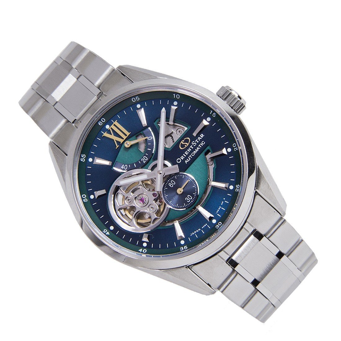 reloj hombre automático Orient Star RE-DK0001L Semi Skeleton zafiro Limited Edition
