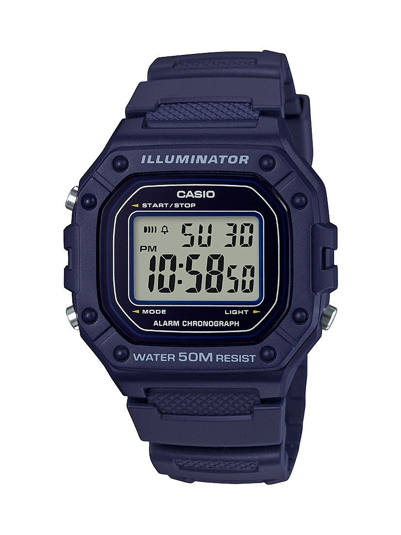 Reloj CASIO digital caballero W-218h-2av CASIO