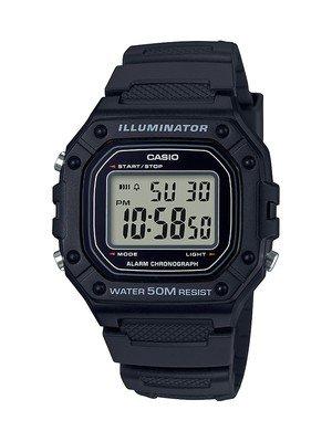 Reloj CASIO digital caballero W-218h-1av CASIO watch men