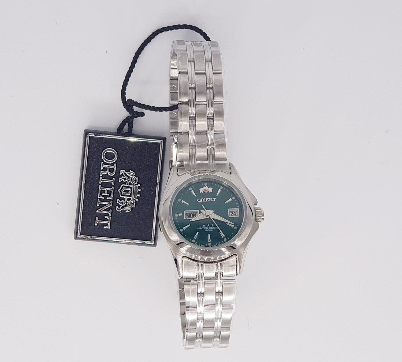 reloj mujer automático Orient 3 Star FNQ1Q003FK acero inoxidable
