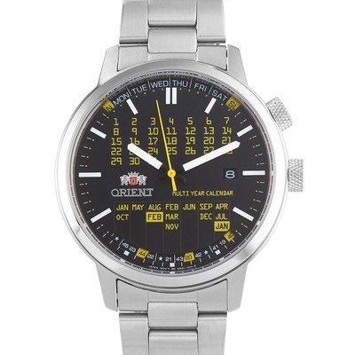 Reloj hombre automático Orient FER2L002B calendario acero