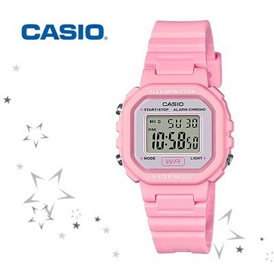 Reloj casio digital MUJER LA-20WH-4A1