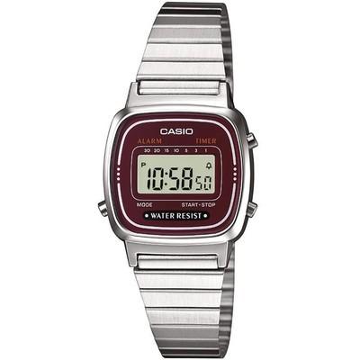 Reloj Casio LA670WA-4D Collection Retro