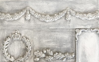 Iron Orchid Designs Decor Moulds