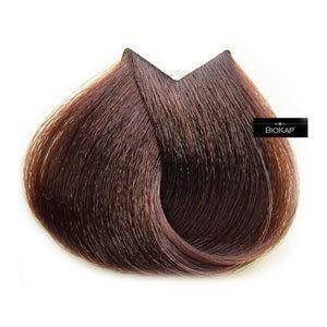 Biokap. Краска для волос тон 5.06 «Коричневый» (Мускатый Орех), 140 мл