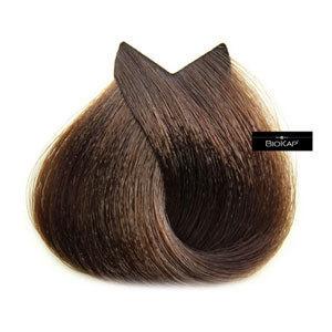 Biokap. Краска для волос тон 5.3 «Светло-коричневый золотистый», 140 мл
