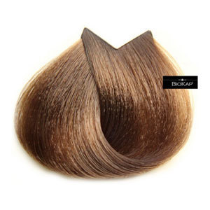 Biokap. Краска для волос тон 7.0 «Средне-Русый», 140 мл