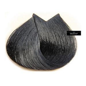Biokap. Краска для волос (Delicato) тон 1.00 «Чёрный натуральный», 140 мл