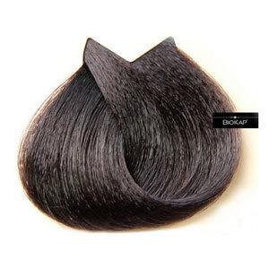 Biokap. Краска для волос (Delicato) тон 2.90 «Темно-каштановый шоколадный», 140 мл