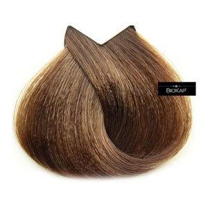 Biokap. Краска для волос (Delicato) тон 6.3 «Тёмно-русый золотистый», 140 мл