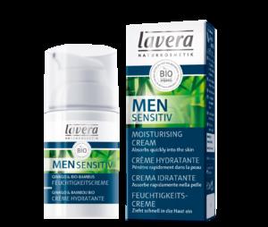 Lavera. Увлажняющий Биокрем для лица для мужчин, 30 мл