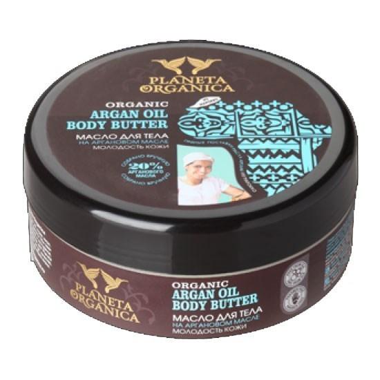 """PLANETA ORGANICA. """"Африка"""". Масло для тела """"Молодость кожи"""" на аргановом масле, 250 мл"""