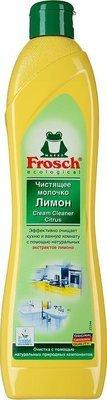 Frosch. Абразивное молочко «Апельсин», 500 мл