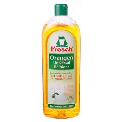 Frosch. Универсальное чистящее средство «Апельсин», 750 мл