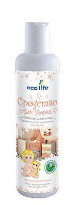 Ecolife. Средство для уборки в детских комнатах (пробиотический очиститель), 250мл