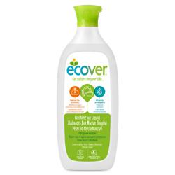 Ecover. Жидкость для мытья посуды с лимоном и алоэ-вера, 500 мл