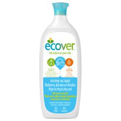 Ecover. Жидкость для мытья посуды с ромашкой, календулой и молочной сывороткой, 950 мл