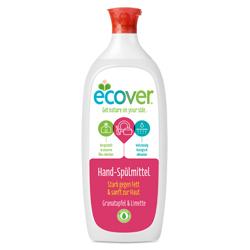 Ecover. Жидкость для мытья посуды с гранатом и лаймом, 500 мл