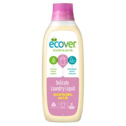 Ecover. Жидкость для деликатной стирки изделий из шерсти и шелка, 1 л