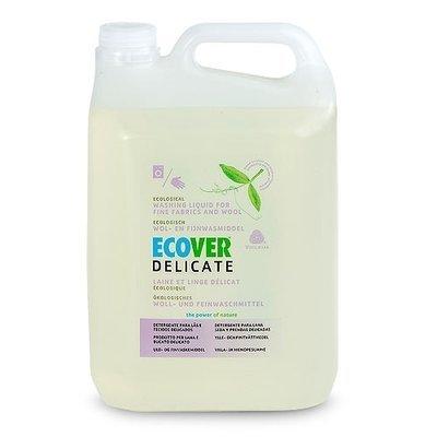 Ecover. Жидкость для деликатной стирки изделий из шерсти и шелка, 5 л