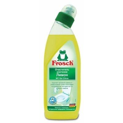 Frosch. Очиститель унитаза «Лимон», 750 мл