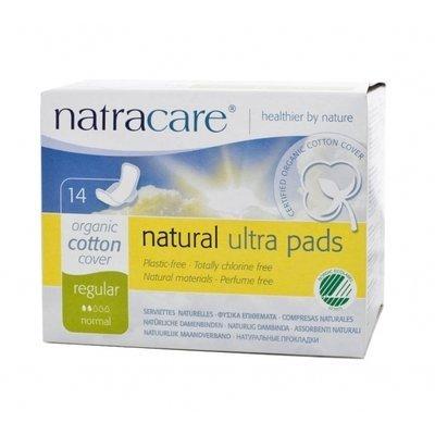 Natracare. Прокладки гигиенические