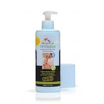 Mommy Care. Органическое мыло для малышей с рождения, 400 мл