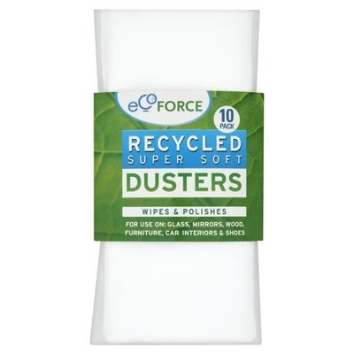 EasyDo. Супер мягкие салфетки EcoForce, 10 шт.