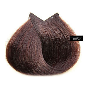 Biokap. Краска для волос тон 4.4 «Золотисто-Коричневый» 140 мл