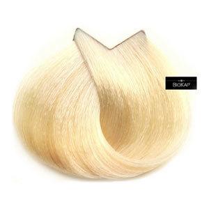 Biokap. Краска для волос тон 10.0 «Золотистый, очень светлый блондин», 140 мл