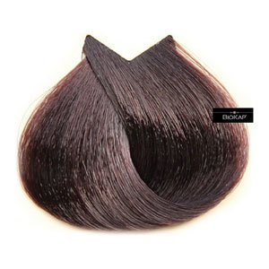 Biokap. Краска для волос тон 4.5 «Махагон» (темно-коричневато-красный), 140 мл