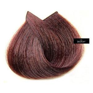 Biokap. Краска для волос (Delicato) тон 5.50 «Махагон» (светло-коричнево-красный), 140 мл