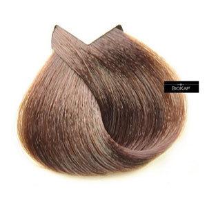 Biokap. Краска для волос (Delicato) тон 6.06 «Гавана» (коричневый с оттенком серого), 140 мл